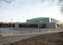 Sportaccommodatie Walburgen verduurzamen