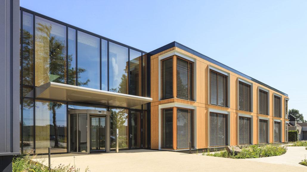 Goed voorbeeld duurzaam gebouw